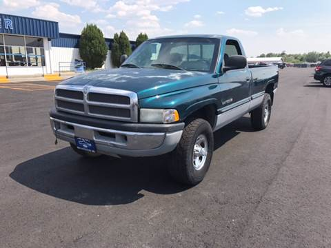 1998 Dodge Ram Pickup 1500 for sale in Townsend, MT