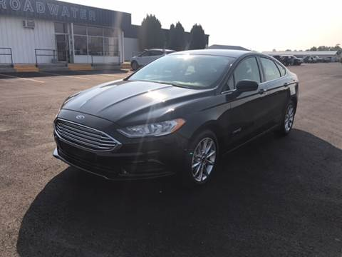 2017 Ford Fusion Hybrid for sale in Townsend, MT