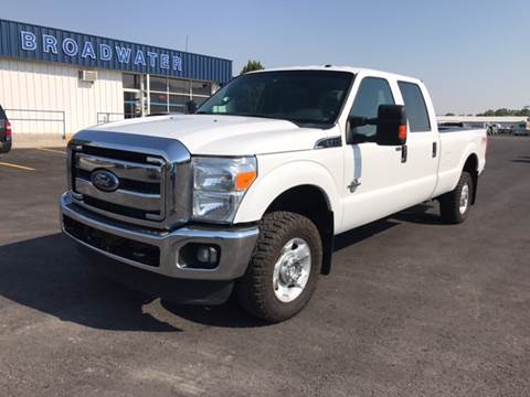 2012 Ford F-350 Super Duty for sale in Townsend, MT