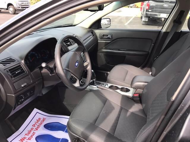 2011 Ford Fusion SE 4dr Sedan - Townsend MT