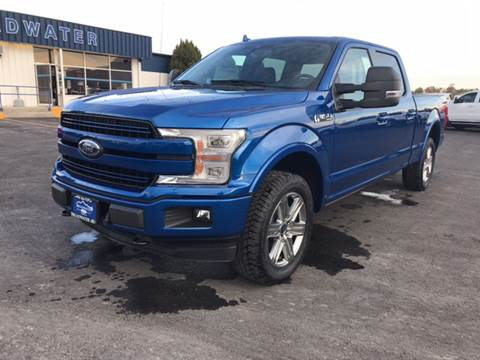2018 Ford F-150 for sale in Townsend, MT