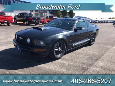 2006 Ford Mustang for sale in Townsend, MT