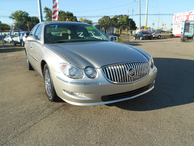2008 Buick Lacrosse  Miles 84320Color Gray Stock 95F VIN 2G4WC582081313162
