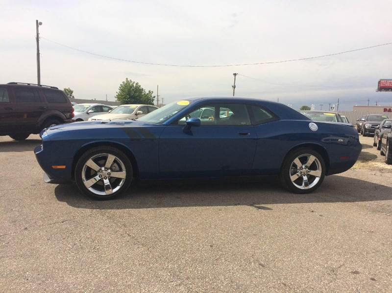 2009 Dodge Challenger  Miles 60121Color Blue Stock 431F VIN 2B3LJ54T59H510429