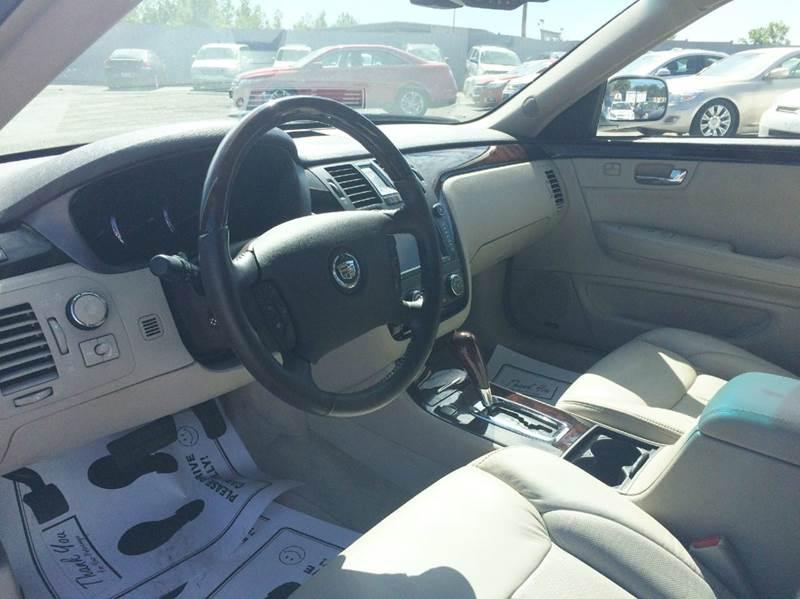 2010 Cadillac DTS Premium Collection 4dr Sedan - Detroit MI