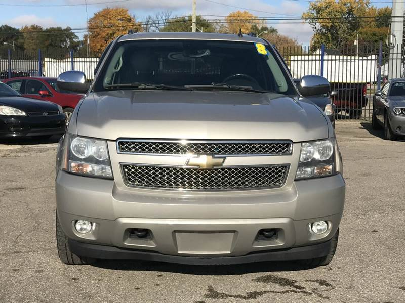 2008 Chevrolet Avalanche Detroit Used Car for Sale