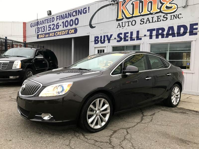 2013 Buick Verano Base 4dr Sedan - Detroit MI