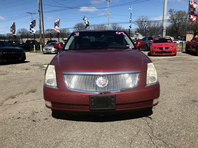 2008 Cadillac Dts  Miles 169579Color Red Stock 528F VIN 1G6KD57Y98U135054