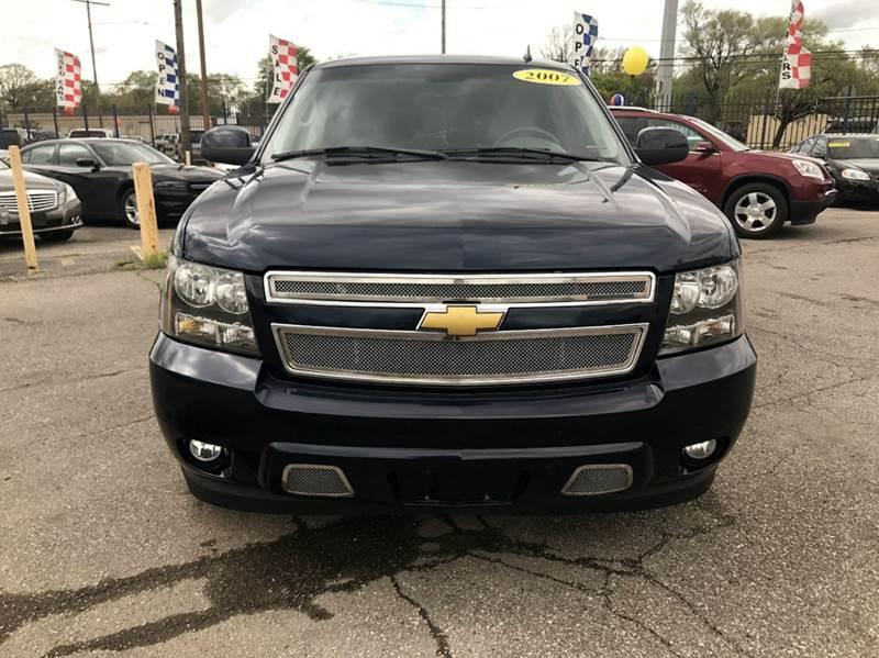 2007 Chevrolet Suburban  Miles 201185Color Blue Stock 540F VIN 3GNFK16367G187141