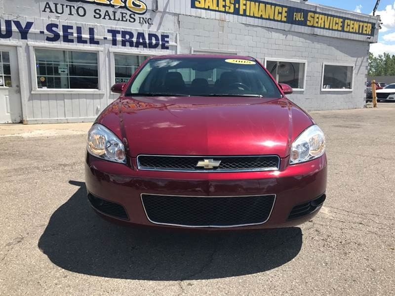 2008 Chevrolet Impala  Miles 103357Color Red Stock 545F VIN 2G1WD58CX89242458