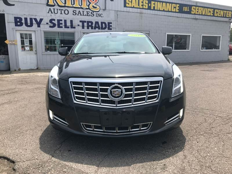2013 Cadillac Xts  Miles 123874Color Gray Stock 553F VIN 2G61R5S38D9100635