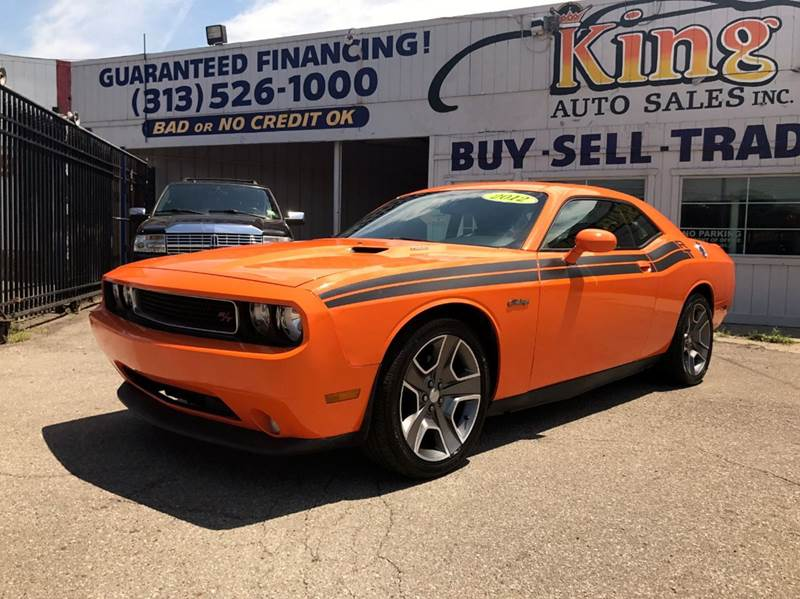 2012 Dodge Challenger car for sale in Detroit