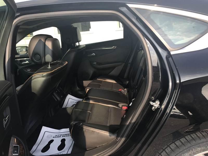 2014 Chevrolet Impala LTZ 4dr Sedan w/2LZ - Detroit MI
