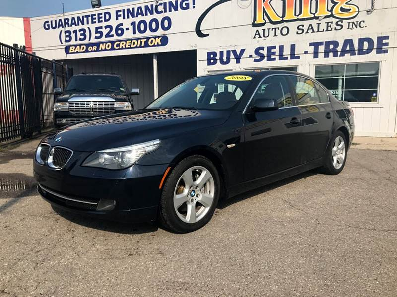 2008 Bmw 5 Series car for sale in Detroit