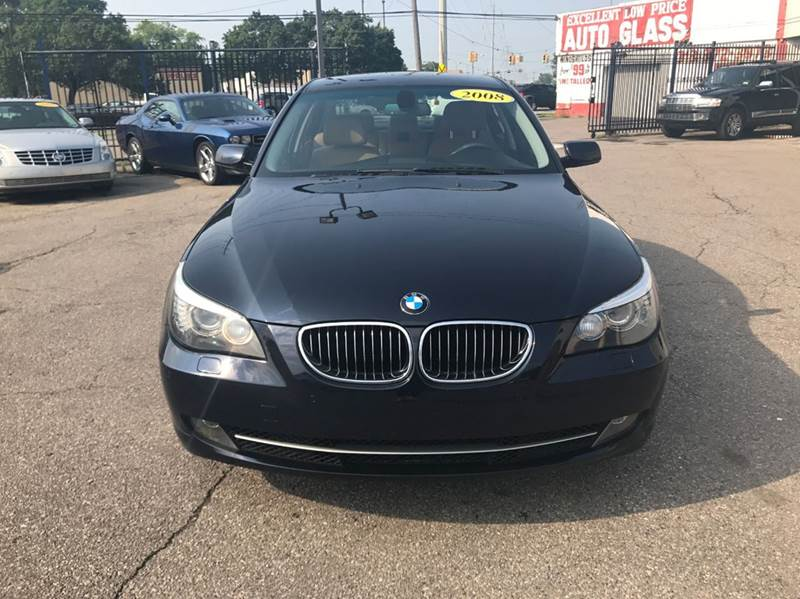 2008 BMW 5 Series AWD 535xi 4dr Sedan - Detroit MI