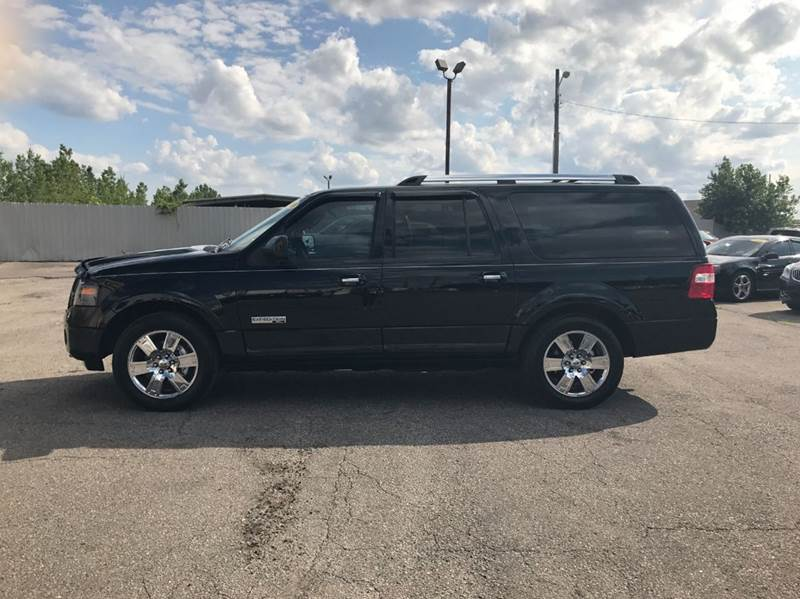 2008 Ford Expedition EL 4x4 Limited 4dr SUV - Detroit MI