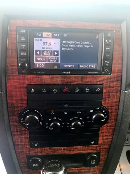 2010 Jeep Commander 4x4 Limited 4dr SUV - Detroit MI