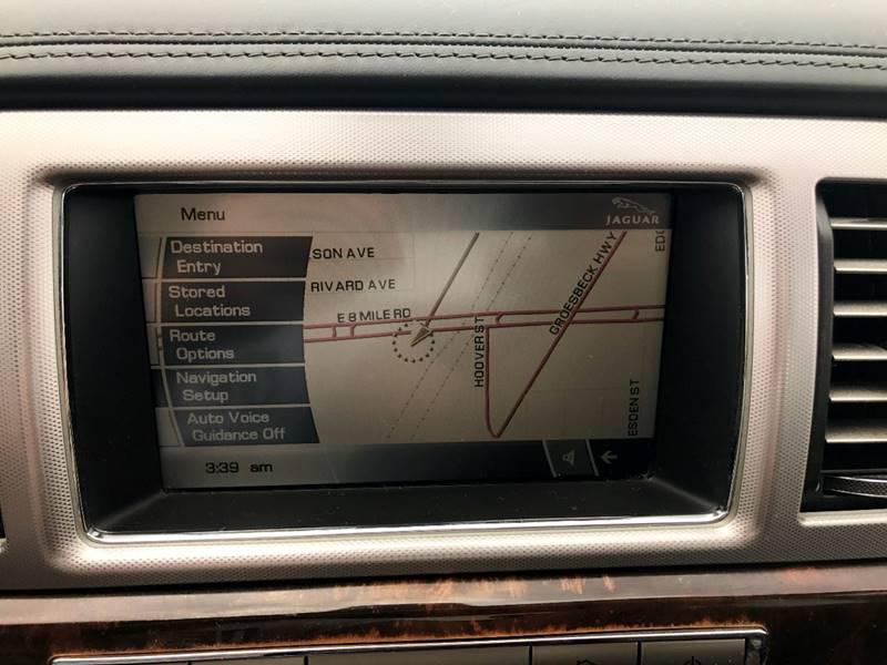 2009 Jaguar XF Premium Luxury 4dr Sedan - Detroit MI