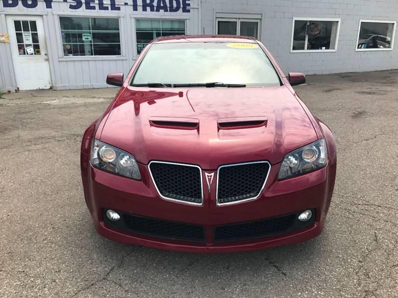 2009 Pontiac G8  Miles 99265Color Red Stock 577F VIN 6G2EC57Y69L157086