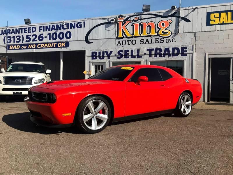 2009 Dodge Challenger car for sale in Detroit