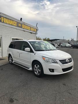 2010 Volkswagen Routan for sale in Detroit, MI