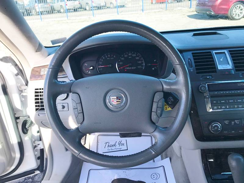 2011 Cadillac Dts Detroit Used Car for Sale