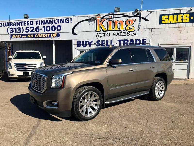 King Auto Sales Inc - Used Cars - Detroit MI Dealer