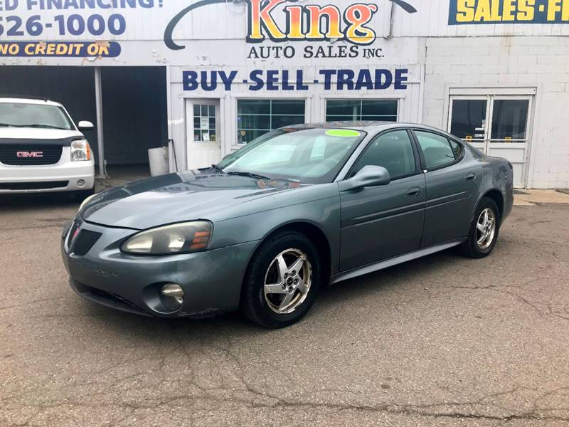 2004 Pontiac Grand Prix car for sale in Detroit