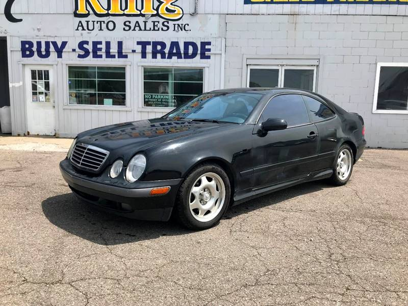 2000 Mercedes-Benz Clk car for sale in Detroit