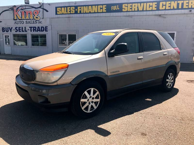 2002 Buick Rendezvous car for sale in Detroit