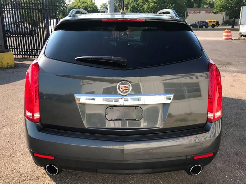 2010 Cadillac Srx Detroit Used Car for Sale
