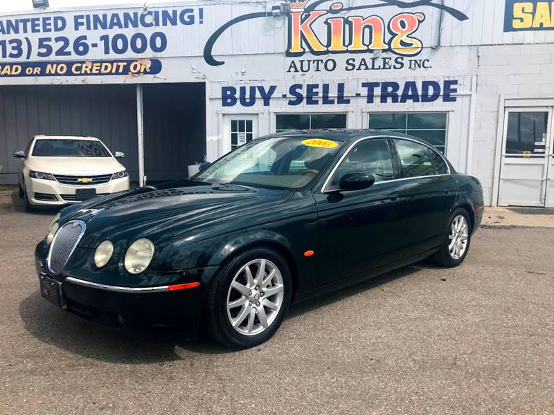 2005 Jaguar S-type car for sale in Detroit