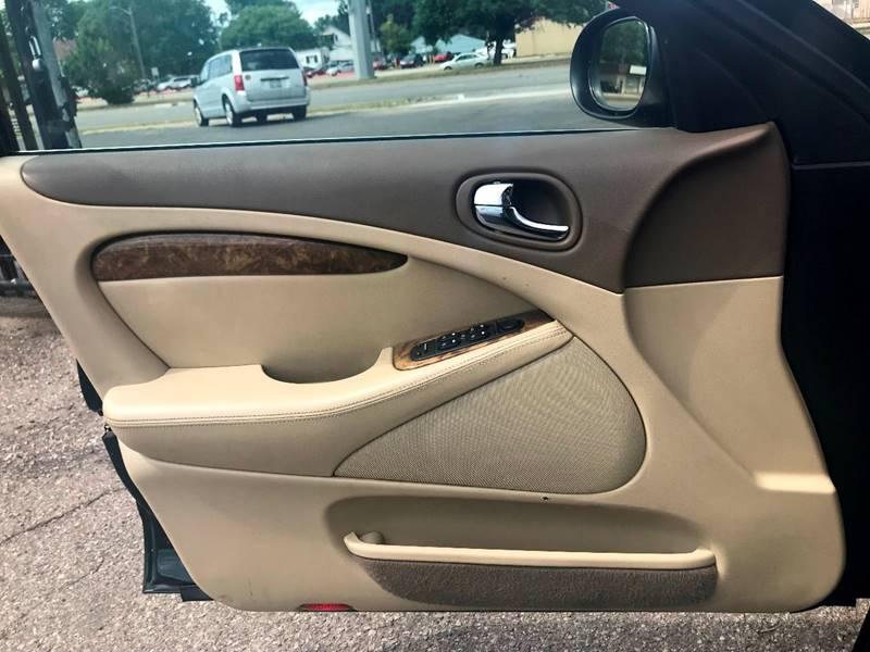 2005 Jaguar S-type Detroit Used Car for Sale