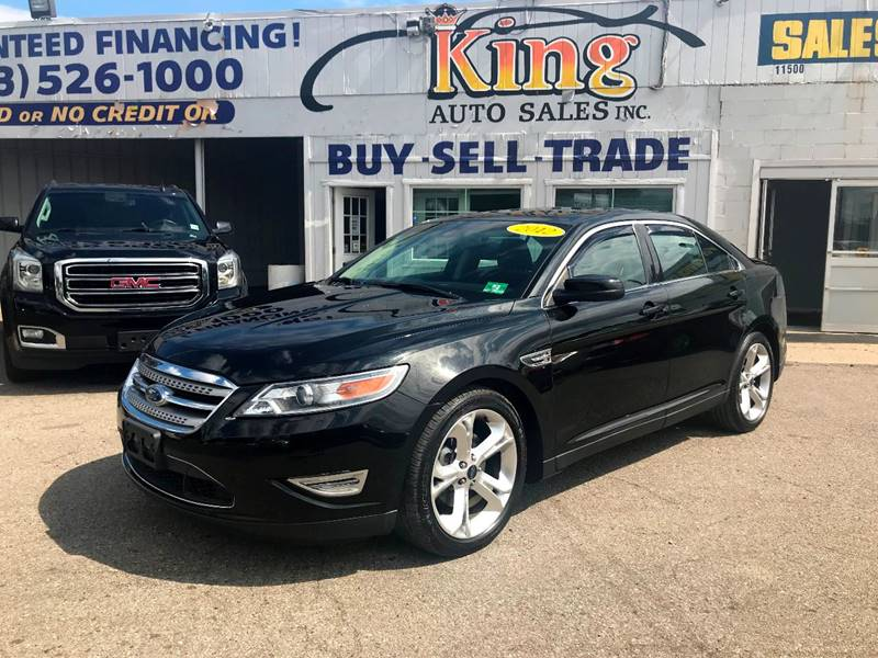 2012 Ford Taurus car for sale in Detroit