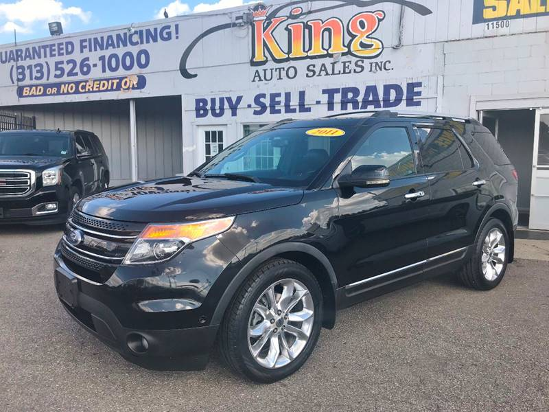 2011 Ford Explorer car for sale in Detroit