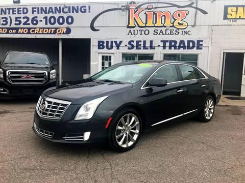 Cadillac Xts For Sale In Detroit Mi Carsforsale Com