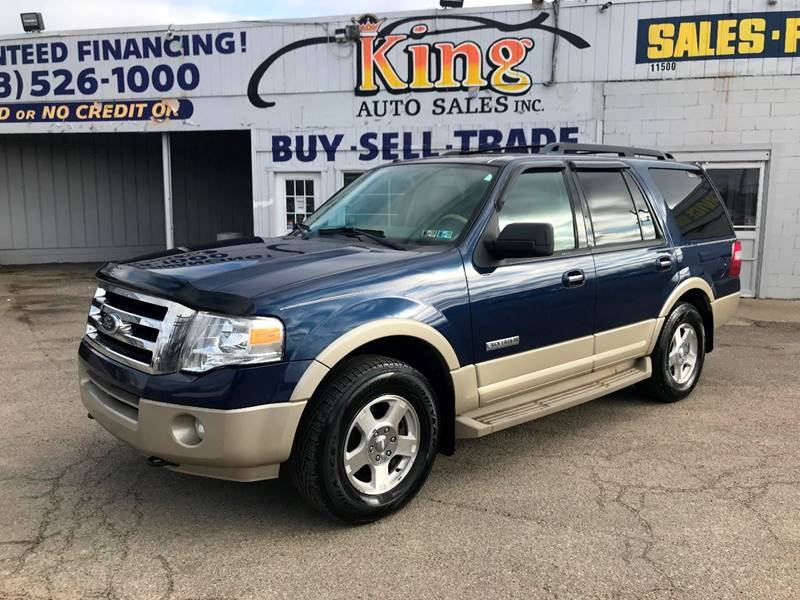 2008 Ford Expedition car for sale in Detroit