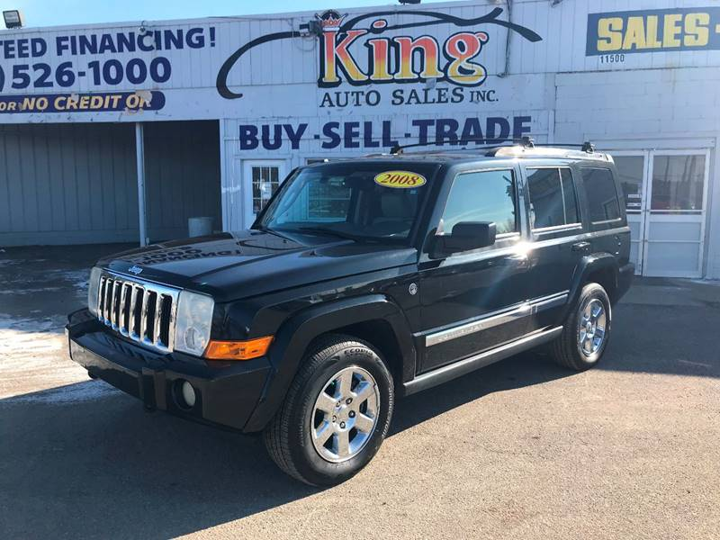 2008 Jeep Commander car for sale in Detroit