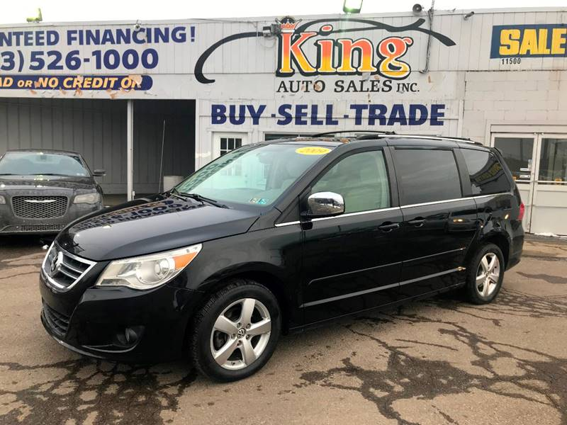 2009 Volkswagen Routan car for sale in Detroit