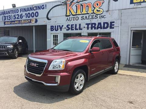 2016 GMC Terrain for sale in Detroit, MI