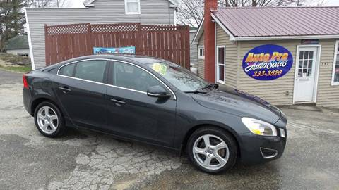 2012 Volvo S60 for sale in Lewiston, ME