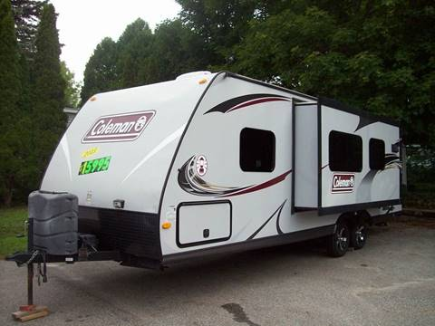2013 Coleman 249RB Explorer for sale in Lewiston, ME