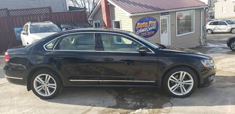 2015 Volkswagen Passat for sale at Auto Pro Auto Sales-797 Sabattus St. in Lewiston ME