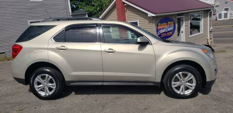 2012 Chevrolet Equinox for sale at Auto Pro Auto Sales-797 Sabattus St. in Lewiston ME