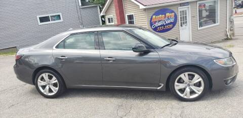 2011 Saab 9-5 for sale at Auto Pro Auto Sales-797 Sabattus St. in Lewiston ME