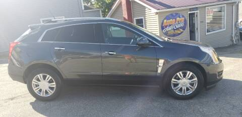 2012 Cadillac SRX for sale at Auto Pro Auto Sales-797 Sabattus St. in Lewiston ME