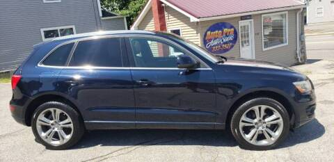 2010 Audi Q5 for sale at Auto Pro Auto Sales-797 Sabattus St. in Lewiston ME