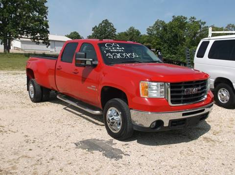 2009 GMC Sierra 3500HD for sale in Osage Beach, MO