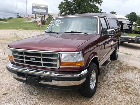 1996 Ford F-150 for sale in Osage Beach, MO