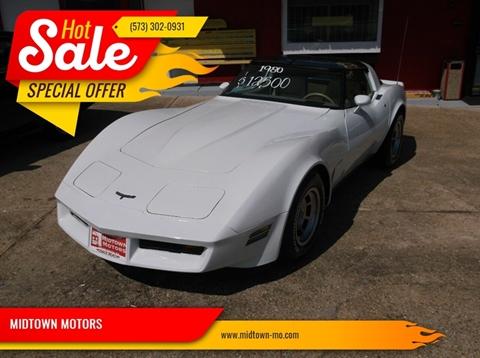 1980 Chevrolet Corvette for sale in Osage Beach, MO